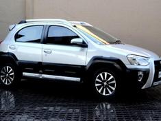 2015 Toyota Etios Cross 1.5 Xs 5Dr Gauteng Pretoria_1