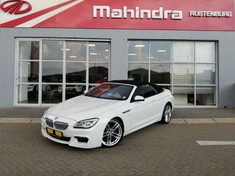 2016 BMW 6 Series 650i Convert A/t (f12)  North West Province