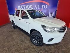 2016 Toyota Hilux 2.4 GD-6 RB SRX Double Cab Bakkie Gauteng