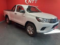 2017 Toyota Hilux 2.4 GD-6 RB SRX Single Cab Bakkie Mpumalanga