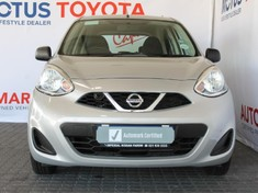 2018 Nissan Micra 1.2 Active Visia Western Cape Brackenfell_1