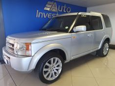 2008 Land Rover Discovery 3 V6 S A/t  Gauteng