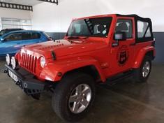 2016 Jeep Wrangler Sahara 3.6l V6 A/t 2dr  Mpumalanga