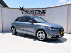 2012 Audi A1 1.4t Fsi  Attraction 3dr  Gauteng De Deur_0