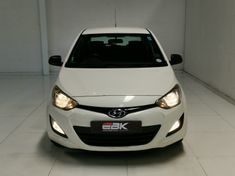 2014 Hyundai i20 1.2 Motion  Gauteng Johannesburg_1