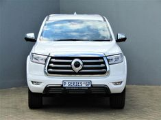 2021 GWM P-Series PV 2.0TD LT 4X4 Auto Double Cab Bakkie Gauteng Johannesburg_1