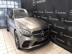 2019 Mercedes-Benz C-Class C180 AMG Line Auto Western Cape Claremont_0