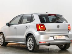 2014 Volkswagen Polo 1.2 TSI Highline DSG 81KW North West Province Potchefstroom_2