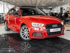 2020 Audi A3 Black Edition Sport back 35TFSI Gauteng