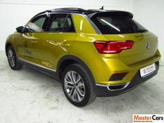 2021 Volkswagen T-ROC 2.0 TSI Design 4MOT DSG Gauteng Sandton_3