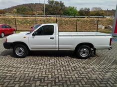 2021 Nissan NP300 Hardbody 2.5 TDi LWB Single Cab Bakkie North West Province Rustenburg_2