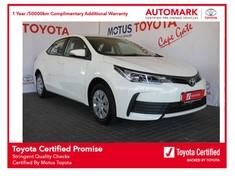2020 Toyota Corolla Quest 1.8 Auto Western Cape