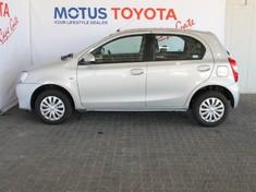 2020 Toyota Etios 1.5 Xi 5dr  Western Cape Brackenfell_3
