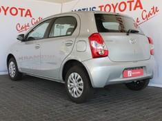 2020 Toyota Etios 1.5 Xi 5dr  Western Cape Brackenfell_4