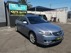2007 Honda Accord 2.4 Executive  Western Cape