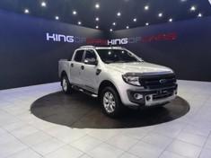 2014 Ford Ranger 3.2TDCi Wildtrak Auto Double cab bakkie Gauteng