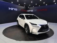 2017 Lexus NX 2.0 T F-Sport Gauteng