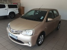 2016 Toyota Etios 1.5 Xs 5dr  Northern Cape Postmasburg_4