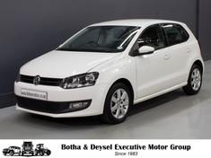 2011 Volkswagen Polo 1.6 Comfortline 5dr  Gauteng