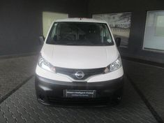 2018 Nissan NV200 1.5dCi Visia F/C Panel van North West Province