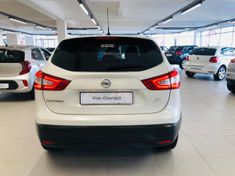 2016 Nissan Qashqai 1.2T Acenta CVT Free State Bloemfontein_4