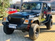2003 Jeep Wrangler Sahara 4.0  North West Province
