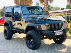 2003 Jeep Wrangler Sahara 4.0  North West Province Klerksdorp_1