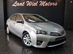 2014 Toyota Corolla 1.8 High CVT Mpumalanga