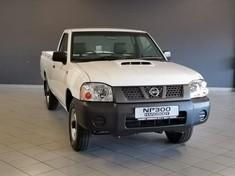 2021 Nissan NP300 2.5 TDi LWB Single Cab Bakkie Gauteng Alberton_1