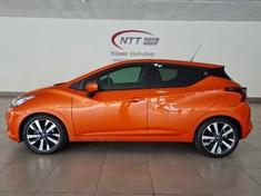 2021 Nissan Micra 1.0T Tekna 84kW North West Province Klerksdorp_2
