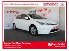 2021 Toyota Corolla Quest 1.8 Exclusive Western Cape
