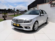 2010 Mercedes-Benz C-Class C200k Avantgarde At  Gauteng De Deur_2
