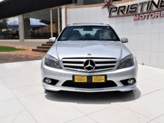 2010 Mercedes-Benz C-Class C200k Avantgarde At  Gauteng De Deur_3