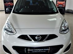 2019 Nissan Micra 1.2 Active Visia Kwazulu Natal Ladysmith_1