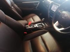 2017 Toyota Fortuner 2.8GD-6 4X4 Auto Gauteng Westonaria_2