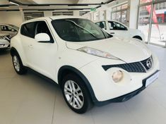 2014 Nissan Juke 1.6 Acenta  CVT Free State Bloemfontein_2