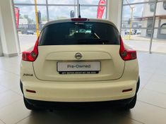 2014 Nissan Juke 1.6 Acenta  CVT Free State Bloemfontein_4