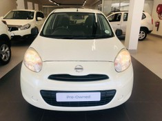 2012 Nissan Micra 1.2 Visia 5dr d82  Free State Bloemfontein_1