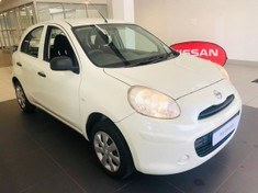 2012 Nissan Micra 1.2 Visia 5dr d82  Free State Bloemfontein_2