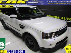 2012 Land Rover Range Rover Sport 3.0 D HSE Gauteng