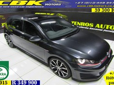 2015 Volkswagen Golf VII GTI 2.0 TSI DSG Gauteng