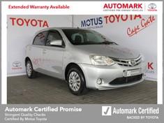 2014 Toyota Etios 1.5 Xs 5dr  Western Cape Brackenfell_0