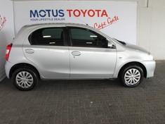 2014 Toyota Etios 1.5 Xs 5dr  Western Cape Brackenfell_2