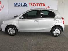 2014 Toyota Etios 1.5 Xs 5dr  Western Cape Brackenfell_3