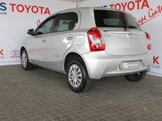 2014 Toyota Etios 1.5 Xs 5dr  Western Cape Brackenfell_4