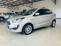 2020 Ford Figo 1.5Ti VCT Titanium 5DR Mpumalanga White River_2