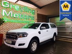 2016 Ford Ranger 3.2TDCi XLS PU SUPCAB Gauteng Pretoria_0