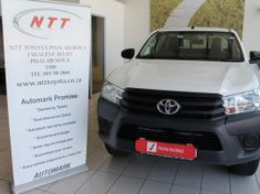 2021 Toyota Hilux 2.7 VVTi RB S Double Cab Bakkie Limpopo Phalaborwa_1