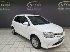 2018 Toyota Etios 1.5 Xi 5dr  Limpopo