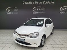 2018 Toyota Etios 1.5 Xi 5dr  Limpopo Tzaneen_1